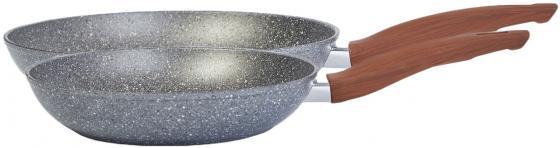 Набор сковород TVS BL095022910601 Mineralia ECO 24, 28 см набор сковород calve набор сковород