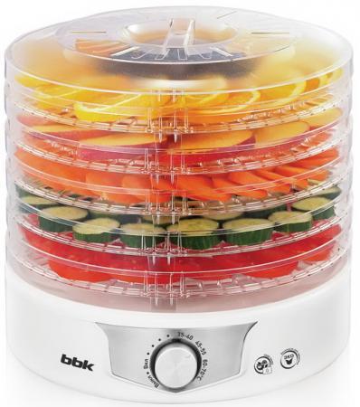 Сушилка для овощей и фруктов BBK BDH301M белый