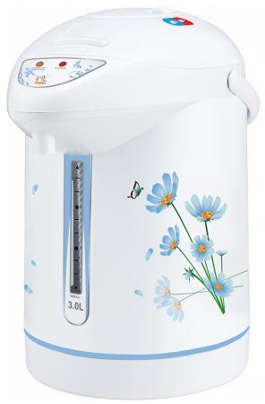 Термопот Irit IR-1403 750 Вт белый 3 л металл/пластик цена и фото