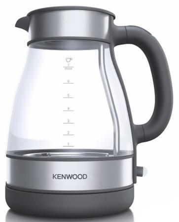 Чайник электрический Kenwood ZJG 112 CL 2200 Вт чёрный 1.7 л стекло