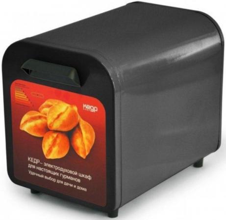 лучшая цена Шкаф жарочный Кедр ШЖ-0,625 черный