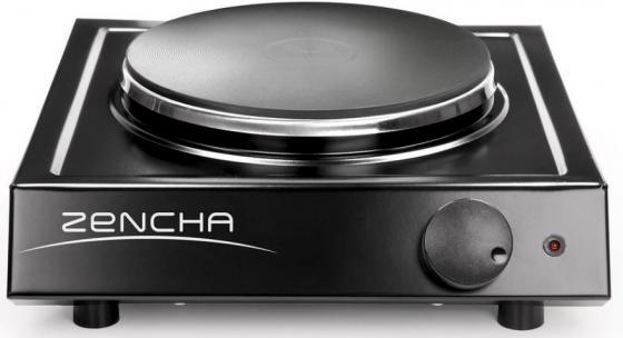 Плита электрическая Zencha ЭПЧ1-1,5 черная цена и фото