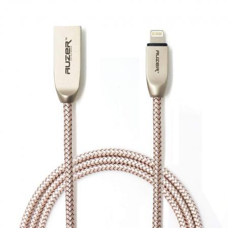 Кабель синхронизации USB AUZER AC-L8PK Pink Lightning цена