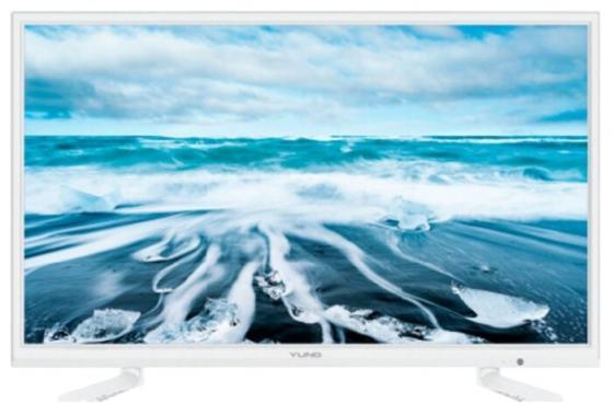 Телевизор Yuno ULM-24TCW112 белый
