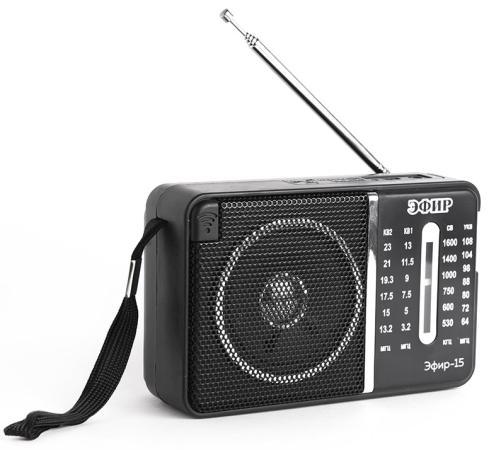 Радиоприемник Сигнал Эфир-15 радиоприемник сигнал эфир 05