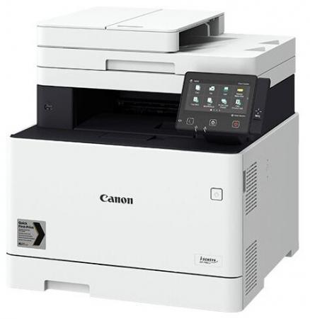 МФУ лазерный Canon i-Sensys Colour MF746Cx (3101C039) A4 Duplex WiFi белый/черный картридж лазерный canon 055 bk 3016c002 черный 2300стр для canon mf746cx mf744cdw mf742cdw lbp664cx 663cdw