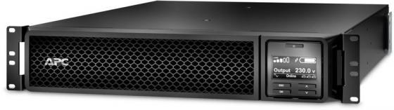 Источник бесперебойного питания APC Smart-UPS SRT SRT1500RMXLI-NC 1500Вт 1500ВА черный/черный стоимость