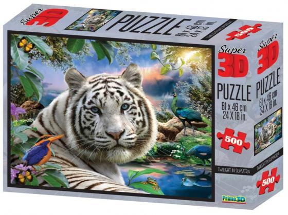 Пазл 3D 500 элементов best toys Сумерки пазл 6 элементов best toys животные
