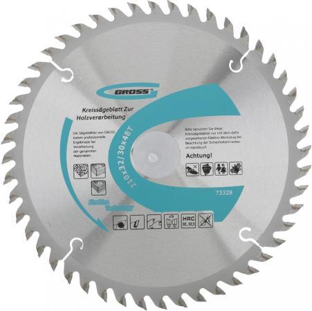 Пильный диск по дереву 210 x 32/30 x 48Т // Gross пильный диск по дереву 230 x 32 30 x 24т gross