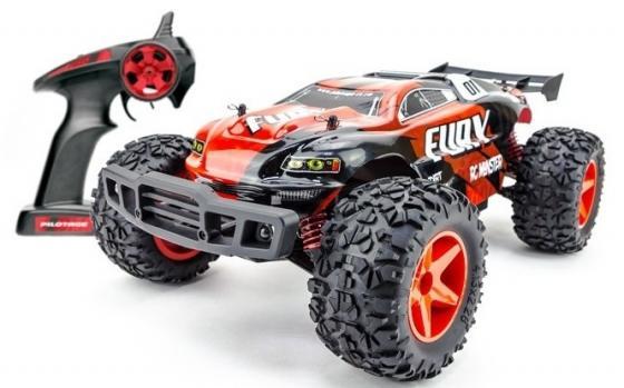 Машина радиоуправляемая Pilotage Monster FURY пластик красный (RC61120) (от 12 лет)