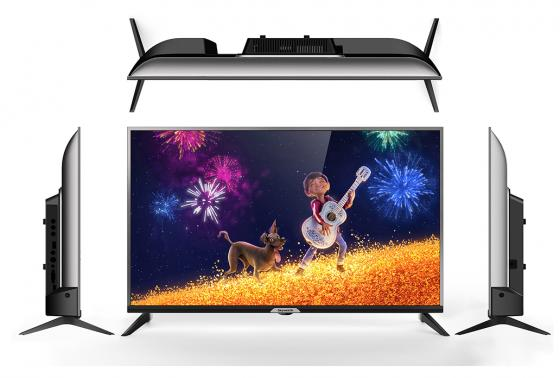"""лучшая цена Телевизор LED 32"""" Erisson 32LES93T2SM черный 1366x768 50 Гц HDMI USB VGA SCART"""