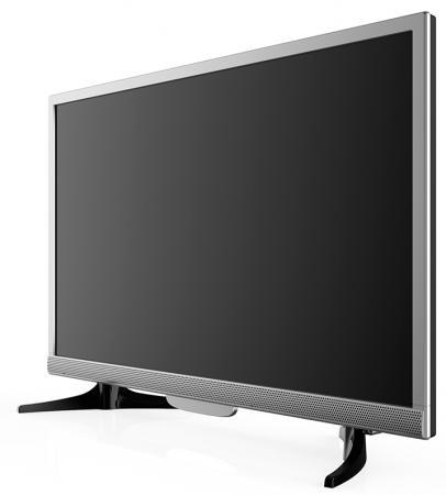 """лучшая цена Телевизор LED 24"""" Erisson 24LES92T2 черный 1366x768 50 Гц USB HDMI VGA SCART"""