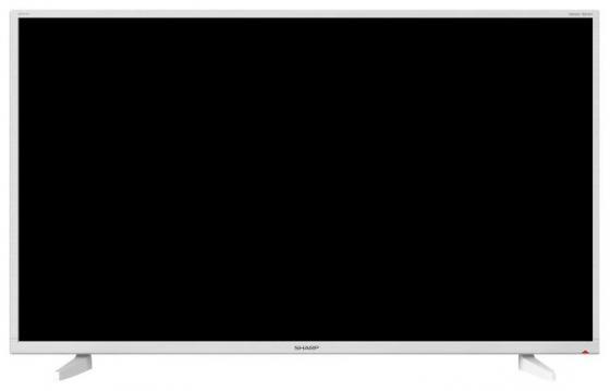 "Телевизор LED Sharp 40"" LC40FI3222EW черный/FULL HD/100Hz/DVB-T/DVB-T2/DVB-C/USB цена и фото"