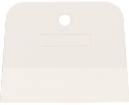 Шпатель, белая резина, 100 мм Россия </div> <div class=
