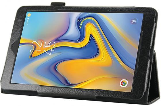 Чехол IT BAGGAGE для планшета SAMSUNG Galaxy Tab A 8 SM-T387 черный ITSSGTA387-1 чехол it baggage для планшета samsung galaxy tab a 8 sm t385 иск кожа черный itssgta385 1