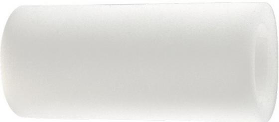 Шубка поролоновая, 150 мм, D - 40 мм, для арт. 80102 Россия// Сибртех шубка белая in extenso