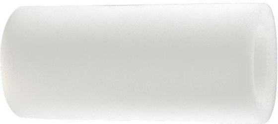 Шубка поролоновая, 250 мм, D - 40 мм, для арт. 80104 Россия// Сибртех шубка белая in extenso