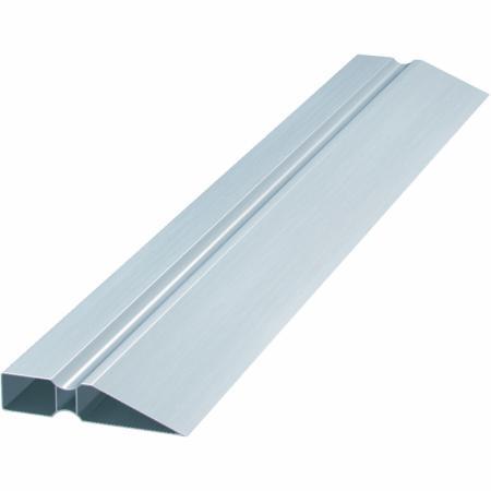 Правило алюминиевое Трапеция, 3 ребра жесткости, L-1,0 м. СПБ// Россия правило алюминиевое трапеция 1 ребро жесткости l 2 5 м россия сибртех