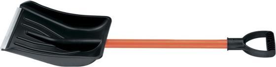 Лопата автомобильная, алюмин. черенок, алюмин. окантовка, V-образная пласт. ручка, 890 мм </div> <div class=