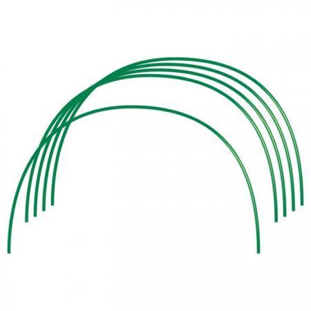 Парниковые Дуги в ПВХ 0,75х0,9м 6 шт. диаметр трубы 10мм </div> <div class=