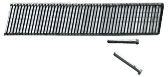 Гвозди, 10 мм, для мебельного степлера, со шляпкой, тип 300, 1000 шт// Matrix гвозди для степлера matrix 38 мм 2500 шт