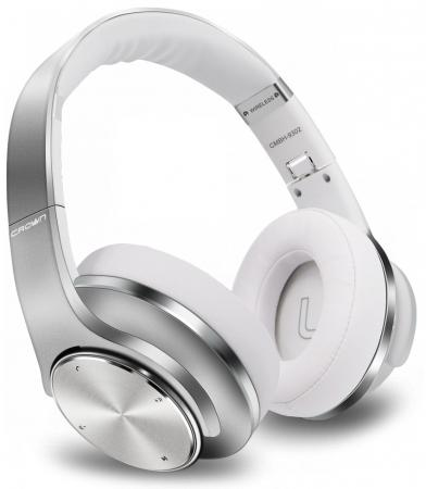 Гарнитура Crown CMBH-9320 Silver серебристый