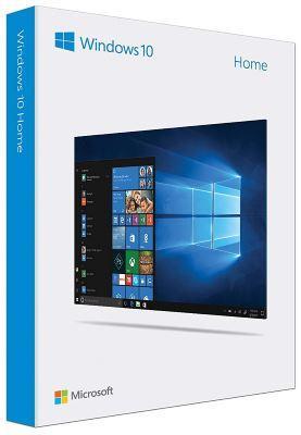 Операционная система MS Windows 10 Home 32/64 bit SP2 Rus Only USB RS HAJ-00073