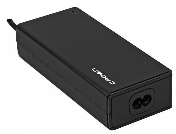 Фото - Универсальное зарядное устройство CROWN CMLC-3306 (Штекер type-C, 65W, Power Delivery, USB 2A) зарядное
