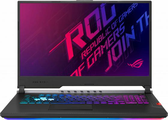 "Ноутбук Asus G731GW-EV123 SCAR i7-9750H (2.6)/16G/1T+512G SSD/17.3""FHD AG IPS 144Hz/NV RTX2070 8G/noODD/noOS Black + Камера FHD"