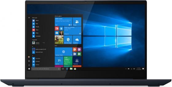 Ноутбук Lenovo S340-15IWL 15.6 FHD, Intel Pentium 5405U, 4Gb, 256Gb SSD, noDVD, DOS, Blue (81N800HQRK) voyo vbook v3 pentium version wifi 4gb 256gb gray