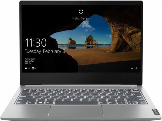 "Ноутбук Lenovo Thinkbook 13S 13.3"" FHD, Intel Core i5-8265U, 8Gb, 128Gb SSD, noDVD, Win10, grey (20R9009WRU) ноутбук lenovo 320 15iap intel n4200 8gb 128gb ssd amd r520m 2gb 15 6 win10 black"
