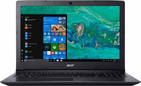 цена на Ноутбук Acer Aspire A315-53-P9K9 15.6 FHD NG, Intel Pentium PMD-4417U, 4Gb, 256Gb SSD, noODD, Win10, черный (NX.H38ER.0