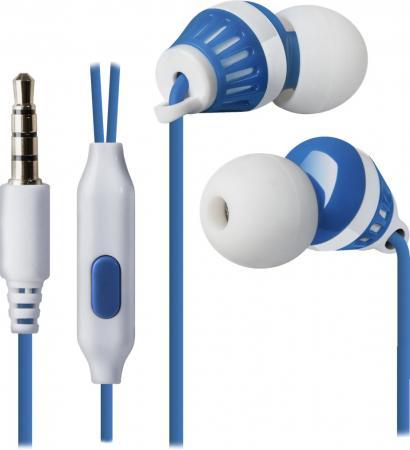 Гарнитура Defender Pulse-460 белый синий 63461 гарнитура defender pulse 451 белый 63451