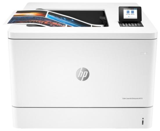 Принтер HP Color LaserJet Enterprise M751dn <T3U44A> A3, 41 стр/мин, дуплекс, 1.5Гб, USB, LAN (замена D3L09A M750dn) guy degrenne сахарница с крышкой черная 150475 guy degrenne
