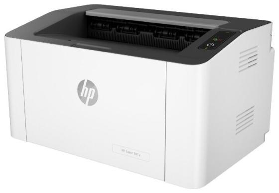 Принтер HP Laser 107a <4ZB77A> A4, 20стр/мин, 64Мб, USB (замена SS271B Samsung SL-M2020) принтер samsung sl m2830dw