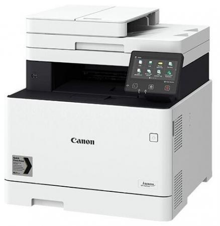 Фото - МФУ Canon i-SENSYS MF742Cdw (копир-цветной принтер-сканер duplex, DADF, 27стр. мин. 1200x1200dpi, WiFi, LAN, A4) замена MF732Cdw мфу canon i sensys mf744cdw копир цветной принтер сканер dadf duplex 27стр мин 1200x1200dpi fax wifi lan a4 замена mf734cdw