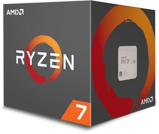Процессор AMD Ryzen 7 3800X BOX Wraith Prism cooler <105W, 8C/16T, 4.5Gh(Max), 36MB(L2+L3), AM4> (100-100000025BOX)