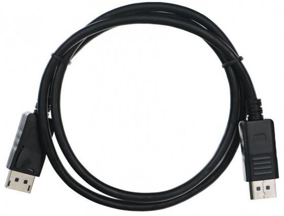 Фото - Кабель DisplayPort 1м TELECOM CG712-1M круглый черный thor 46