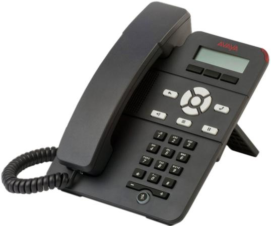 Фото - IP телефон Avaya 700513638 Телефон J129 IP PHONE NO PWR SUPP телефон