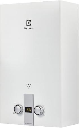 Фото - Колонка газовая Electrolux GWH 10 High Performance Eco газовая колонка electrolux gwh 12 nanoplus 2 0 24000 вт