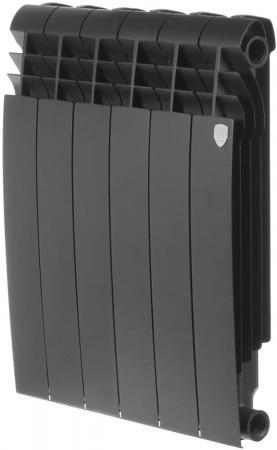 Радиатор Royal Thermo BiLiner 500 /Noir Sable - 6 секц.