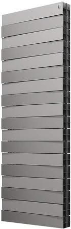 Радиатор Royal Thermo PianoForte Tower new/Silver Satin - 18 секц.