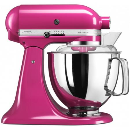 цена на Миксер планетарный KitchenAid 5KSM175PSECB пурпурный