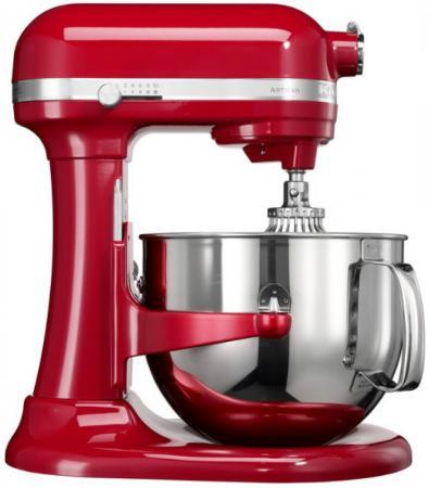 Миксер планетарный KitchenAid 5KSM7580XEER красный миксер kitchenaid 5ksm175pseer красный