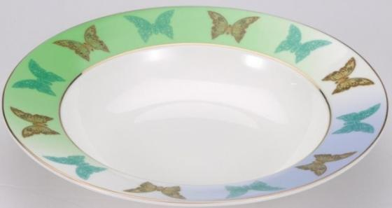 Тарелка суповая Valentin Yudashkin La Maison LM-10105 Butterfly