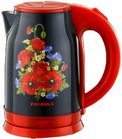 Чайник Росинка РОС-1013 Маки