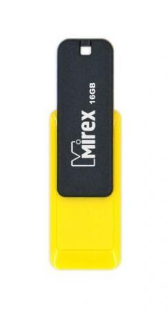 Фото - Флеш накопитель 16GB Mirex City, USB 2.0, Желтый usb флеш накопитель perfeo 4gb c04 красный