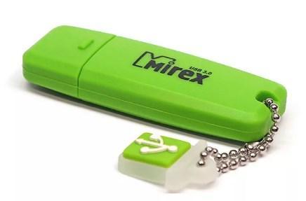 Фото - Флеш накопитель 32GB Mirex Chromatic, USB 3.0, Зеленый 485 sop 8