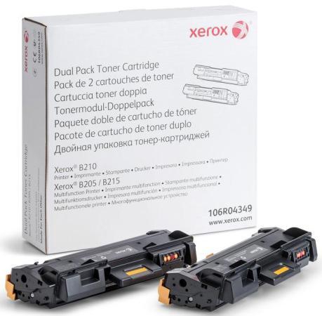 Фото - Тонер-картридж Xerox 24013 для XEROX B205/210/215 3000стр Черный тонер картридж xerox 106r03915 черный