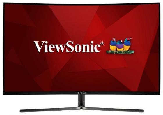 "Монитор 31.5"" ViewSonic VX3258-PC-MHD Black CURVED VA,1920x1080,165Hz,1ms, 250 cd/m2, 3000:1 (DCR 80M:1), HDMI*2, DP, miniDP, 2.5Wx2, Headph.Out, vesa цена и фото"